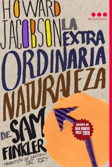 La extraordinaria naturaleza de Sam Finkler - Howard Jacobson