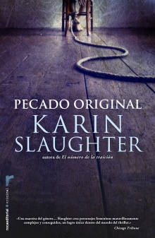 Pecado original - Karin Slaughter
