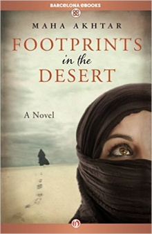 Footprints in the Desert - Maha Akhtar