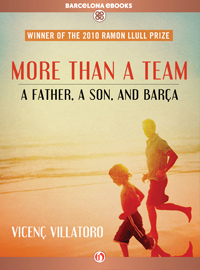 More Than a Team - Vicenç Villatoro