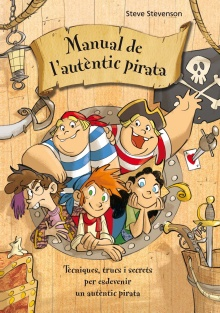 Manual de l´autèntic pirata - Steve Stevenson