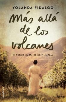 Más allá de los volcanes - Yolanda Fidalgo