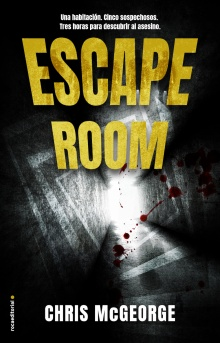 Escape Room - Chris McGeorge