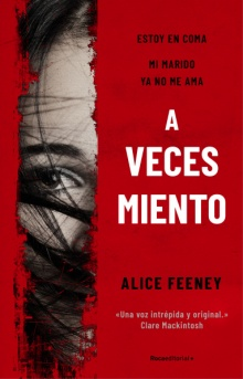 A veces miento - Alice Feeney