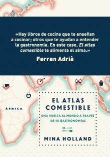 El atlas comestible - Mina Holland