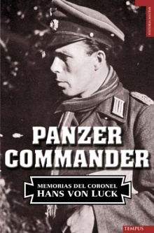 Panzer Commander - Hans Von Luck