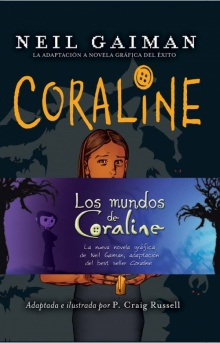Coraline : Neil Gaiman - Roca Libros
