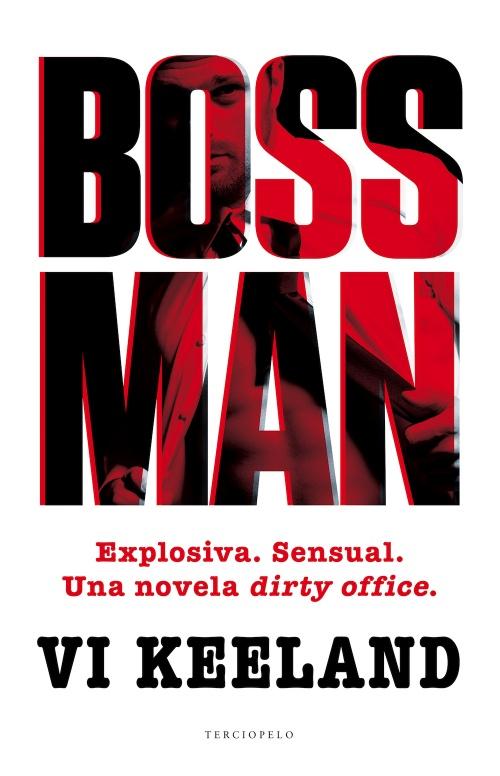 Resultado de imagen de libro Boss Man editorial Terciopelo