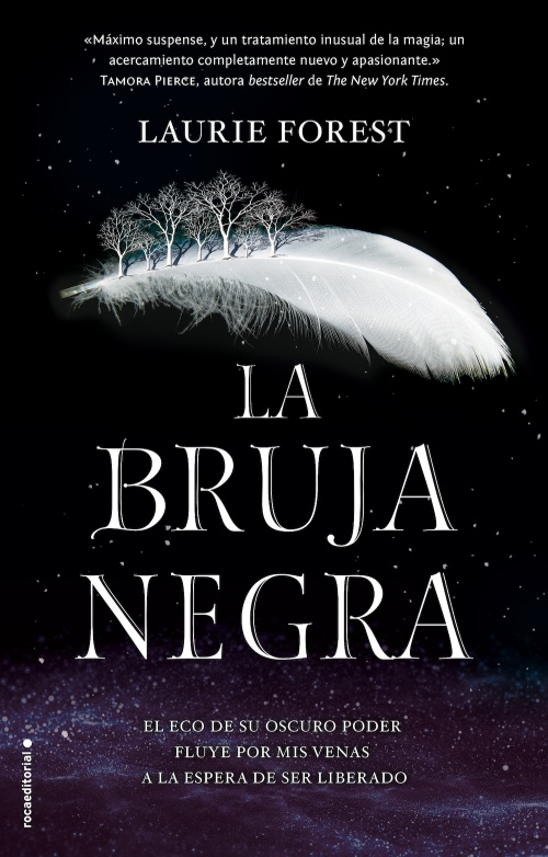 La Bruja Negra Laurie Forest Roca Libros