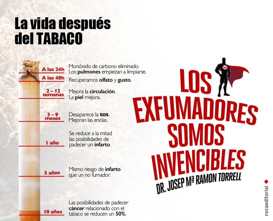 Los exfumadores somos invencibles la vida despus del tabaco