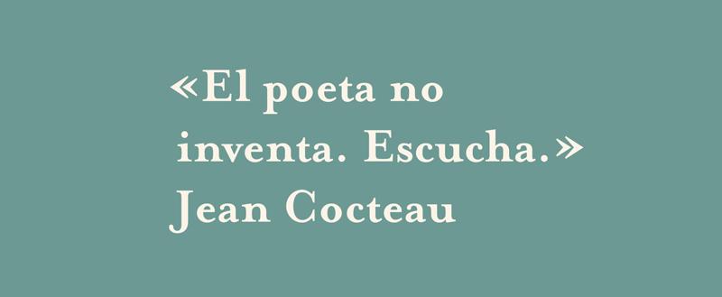 10 citas inspiradoras de Vive este diario Jean Cocteau