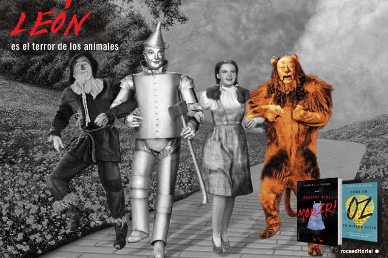 Dorothy debe morir_Leon