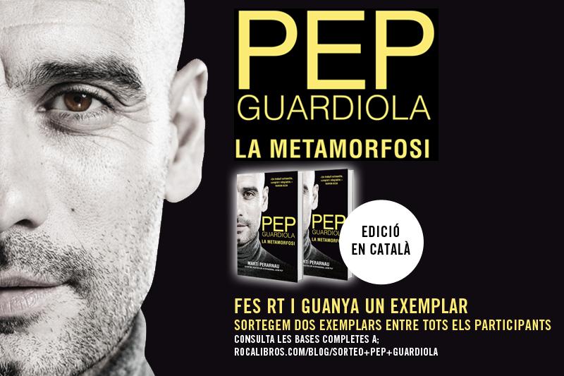 Sorteig Pep Guardiola