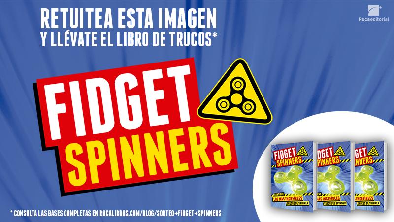 Sorteo Fidget Spinner