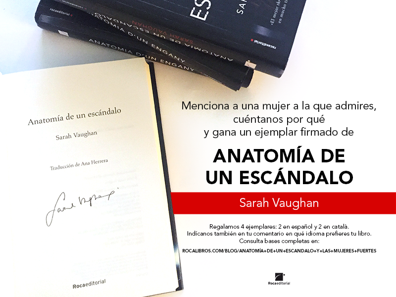 Concurso Anatoma de un escndalo