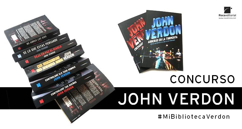 Concurso John Verdon