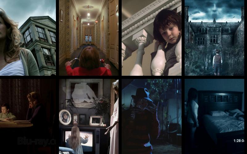 Las casas y apartamentos ms terrorficos del cine