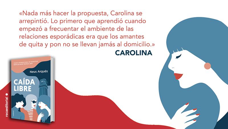 Carolina_Cada libre