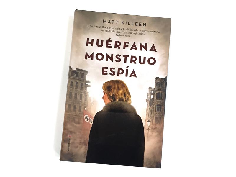 Hurfana monstruo espa_libro