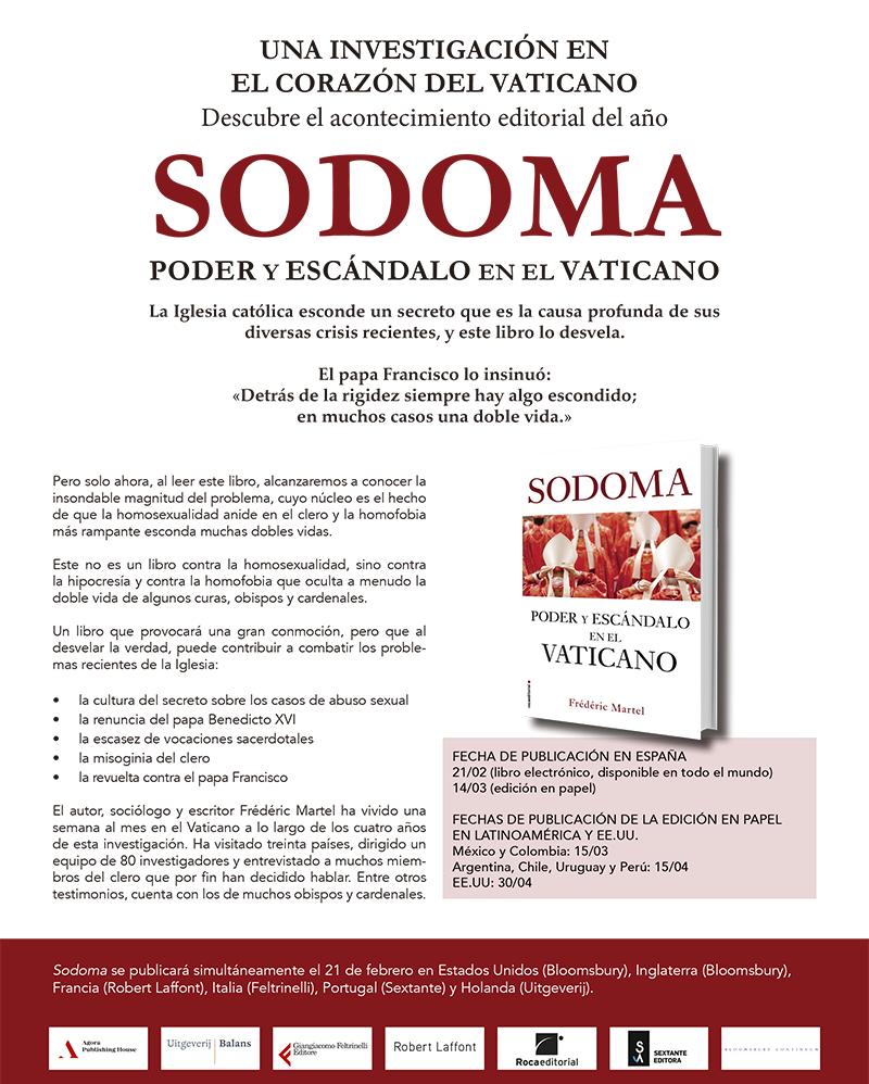 Sodoma de F Martel