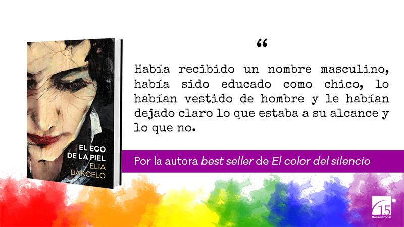 Carta de Elia Barcel para el Orgullo