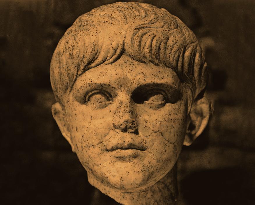 La Roma de Los exiliados la novela de David Barbaree