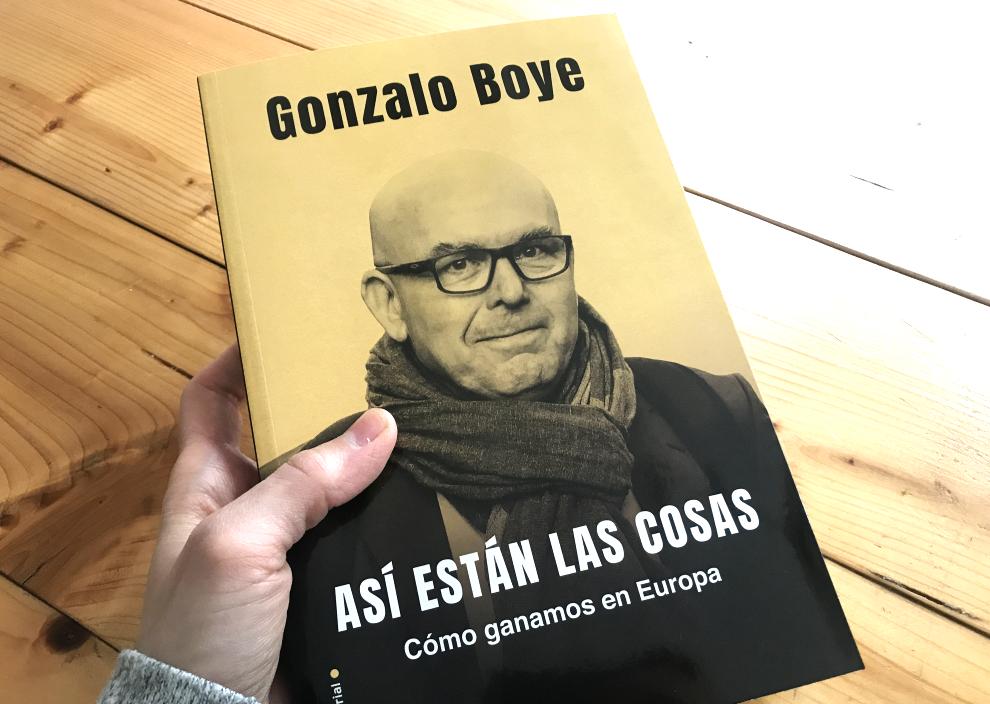 As estn las cosas una crnica de Gonzalo Boye