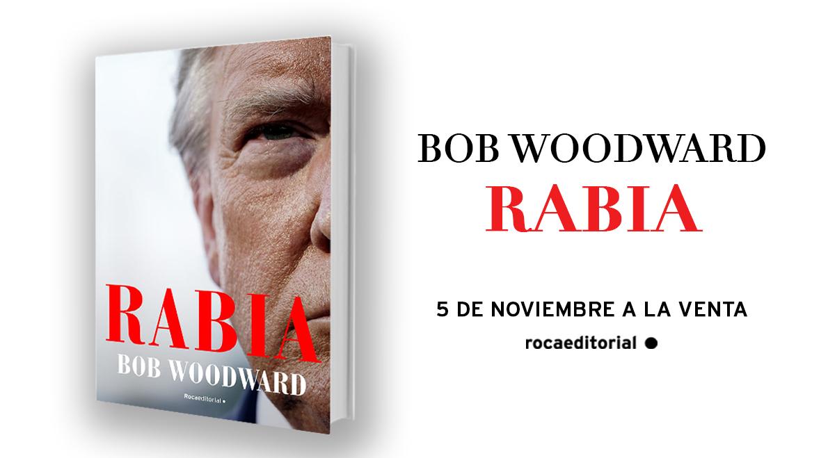 Bob Woodward Rabia